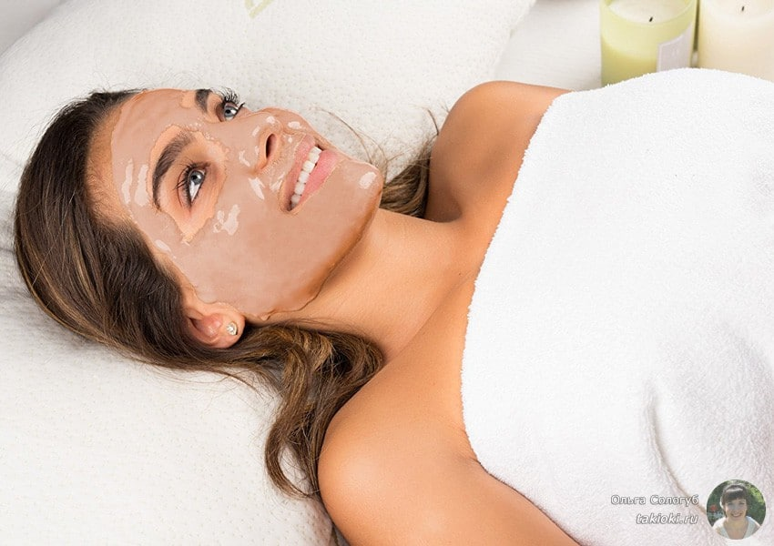 Альгинатная маска для лица что это такое отзывы