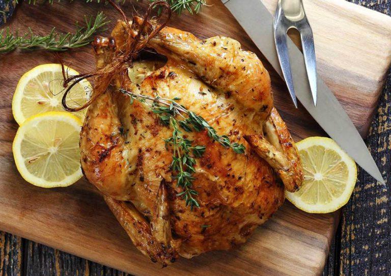 Маринад для целой курицы в духовке рецепт пошагово