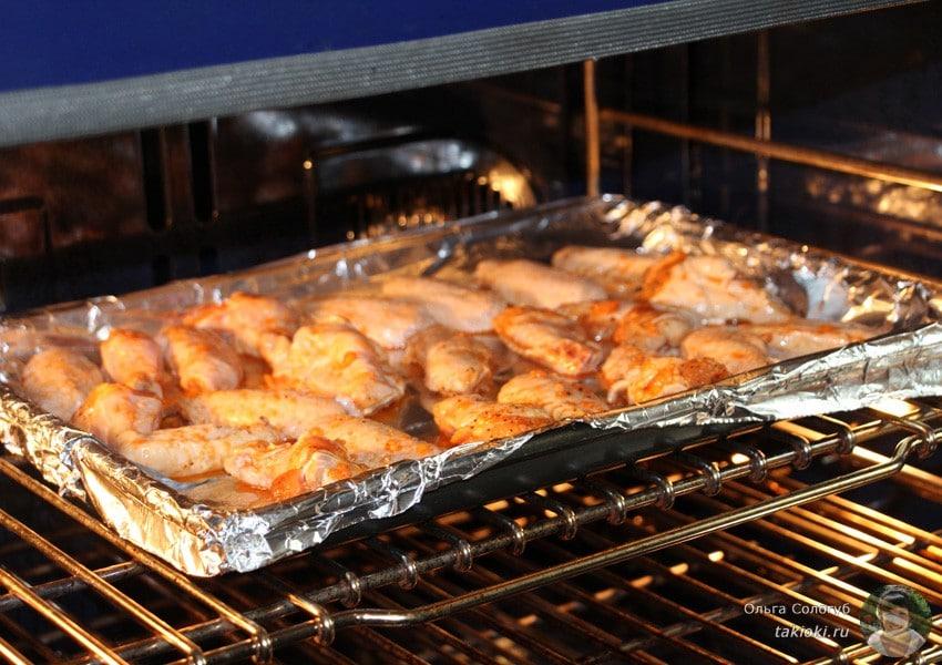 вкусный рецепт куриных крылышек в медовом маринаде