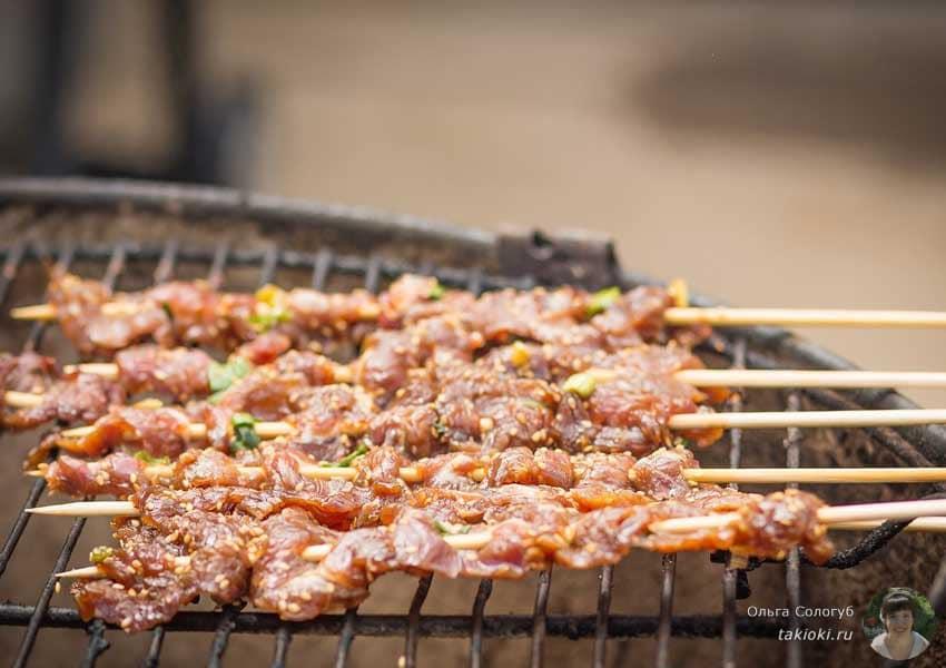 Как мариновать свинину для шашлыка с бальзамическим уксусом и с медом