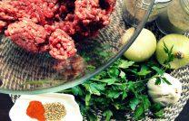 Как самостоятельно приготовить люля-кебаб в духовке на шпажках – пошаговый рецепт с фото