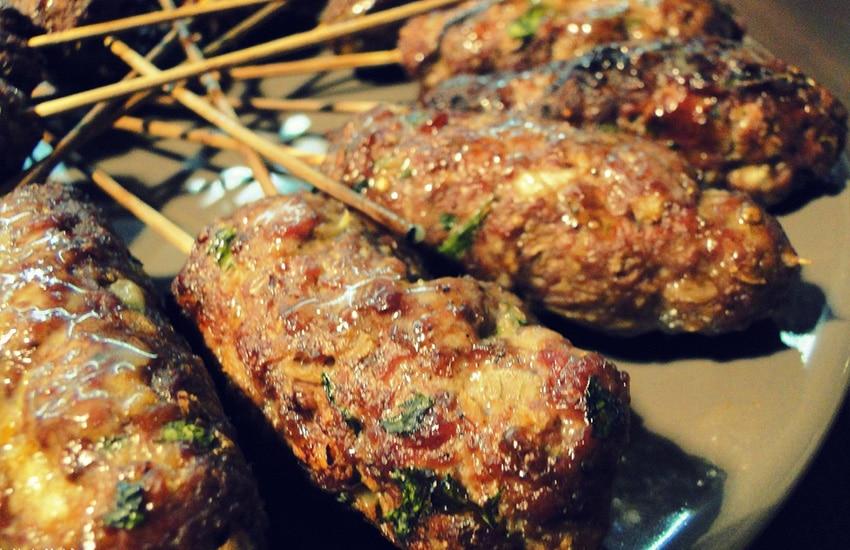 Рецепт с фото люля-кебаб из говядины или баранины