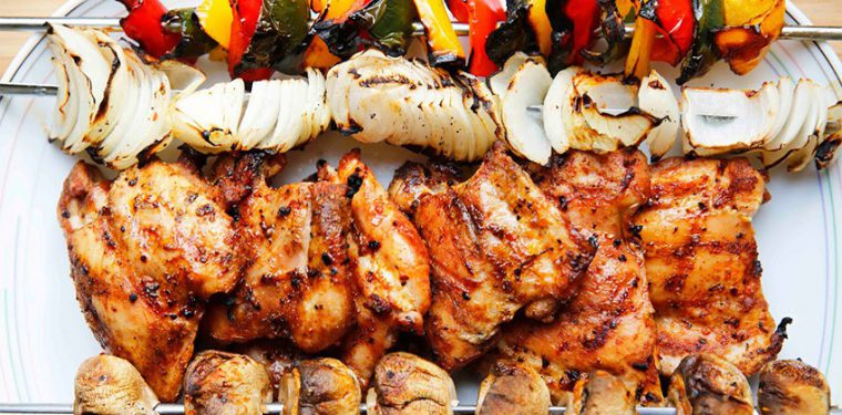 Рецепты маринада для приготовления самого вкусного шашлыка из курицы
