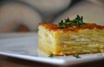 Готовим вкусную картофельную запеканку с сыром – пошаговый рецепт с фото