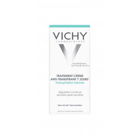 Дезодорант крем «7 дней» Vichy Deodorants регулирующий избыточное потоотделение