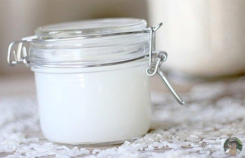Рисовая вода для лица - как приготовить в домашних условиях, рецепты масок и льда из рисовой воды, отзывы об умывании