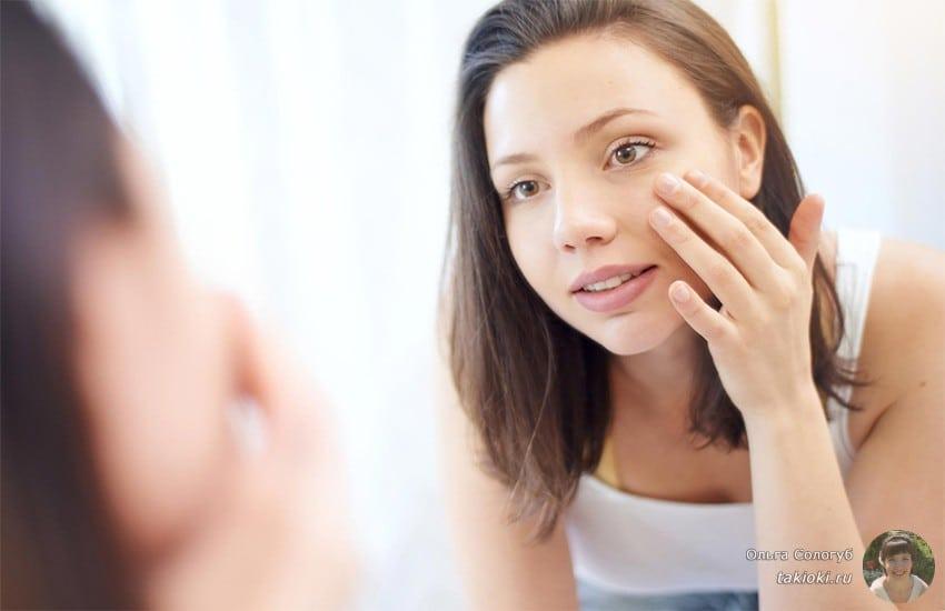 применение эфирного масла для кожи