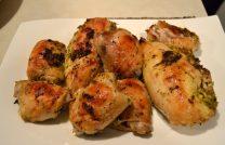 Как приготовить в духовке куриные бедра с апельсином и лимоном – пошаговый рецепт с фото