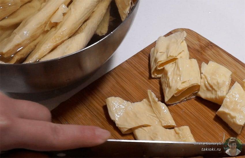 Соевая спаржа покорейски польза и вред калорийность