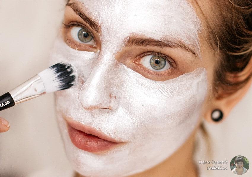 маски, крем или пиллинг для гоммажа