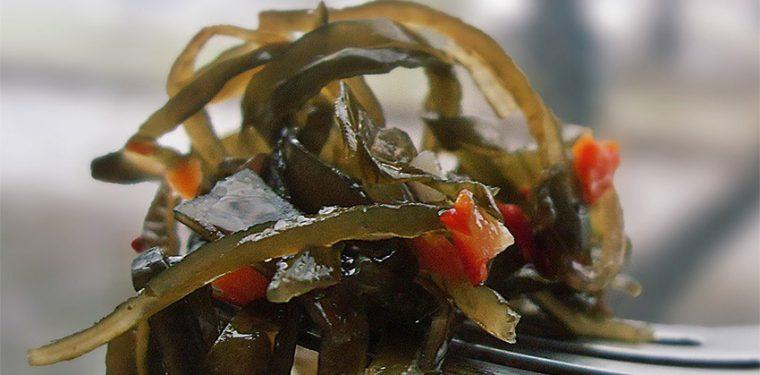 Рецепты приготовления маринованной морской капусты — подойдут как на зиму, так и для похудения
