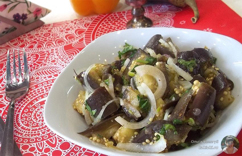 готовим баклажаны на зиму как грибы