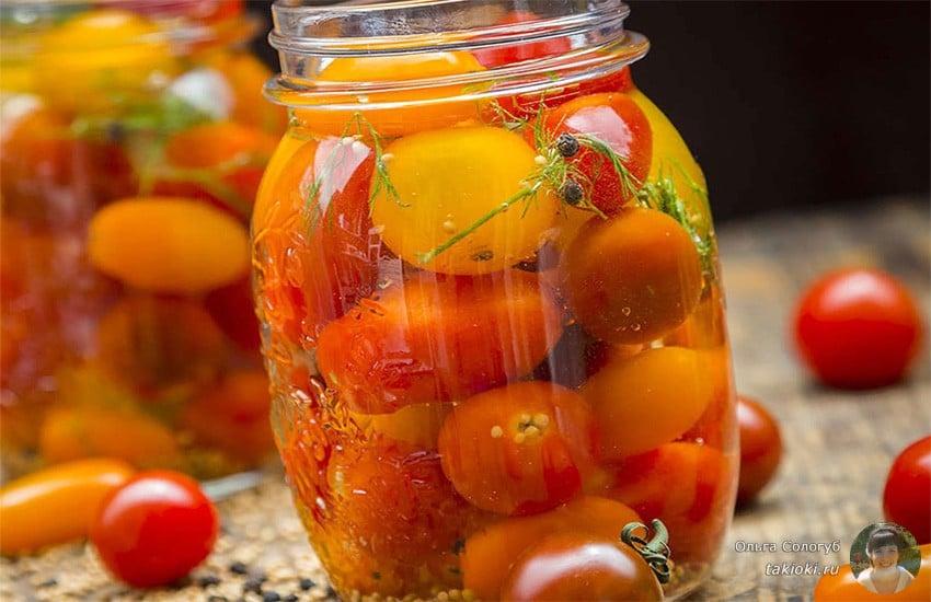 маринуем томаты с болгарским перцем по-корейски