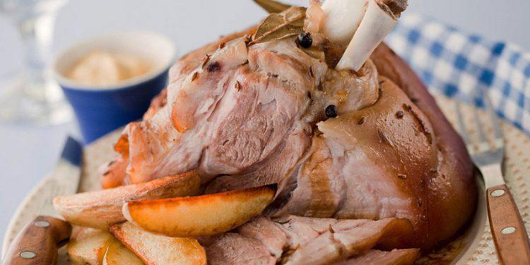 7 вкусных рецептов как приготовить свиную рульку в мультиварке или скороварке