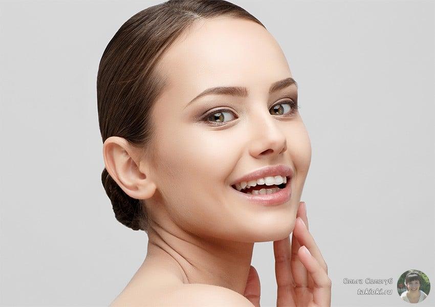 витамины для красивой кожи лица